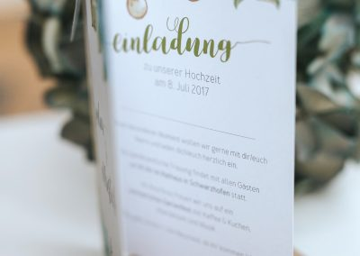 J&C – Einladungen