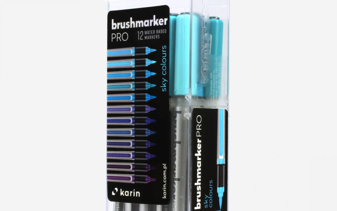 Karin BrushmarkerPRO – 12er Set Sky Colors